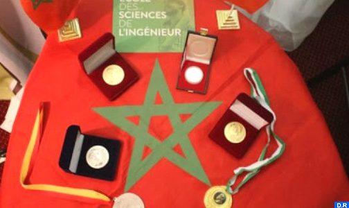 """مغربية تتويج بالجائزة الكبرى وبأربع ميداليات ذهبية بالمعرض الدولي """"أسبوع الابتكار في إفريقيا 2020 """""""