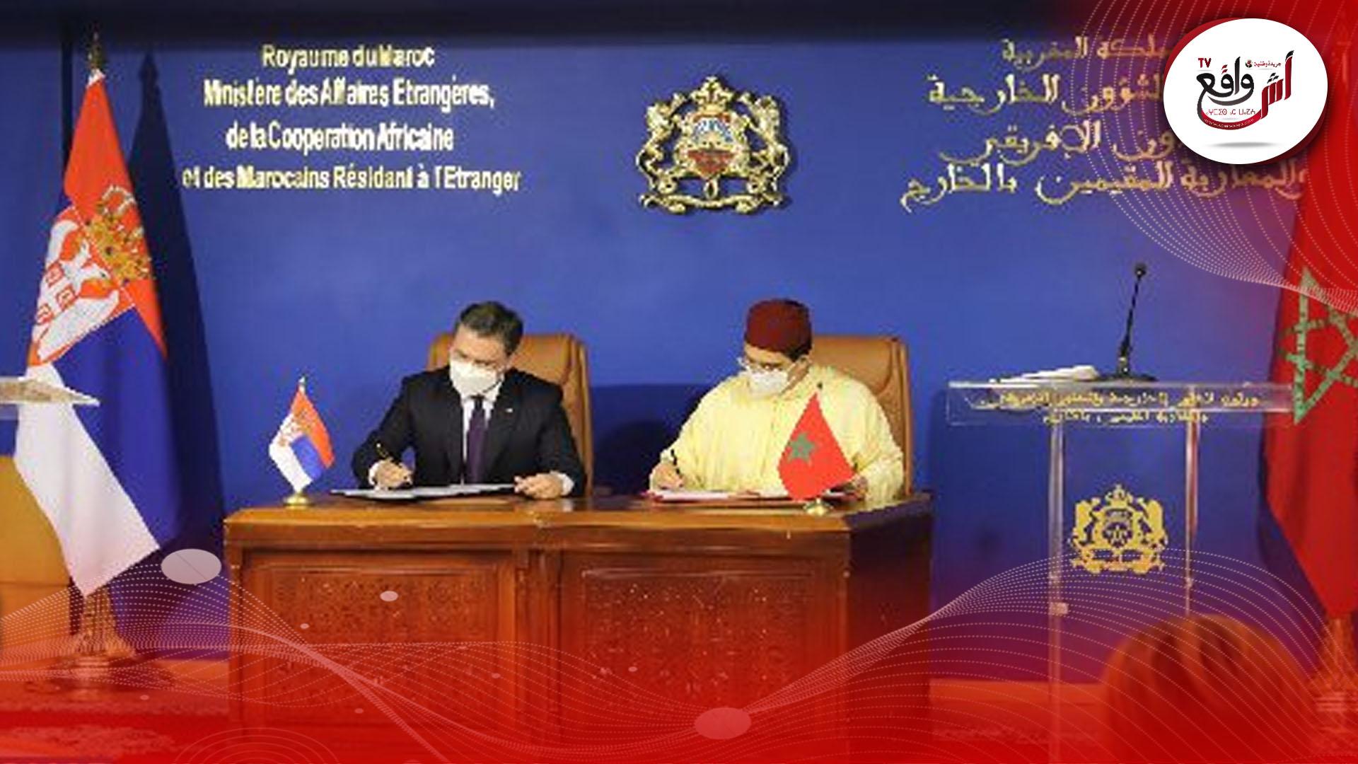 ministre Serbes: L'initiative marocaine d'autonomie, une solution sérieuse et crédible
