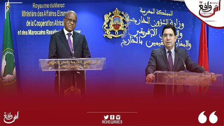 ناصر بوريطة: المغرب بتعليمات ملكية سامية يدعم مهمة الممثل الأعلى للاتحاد الإفريقي بالساحل ومالي