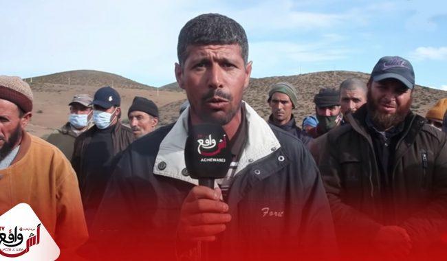 """أهل منطقة """"أجلموس"""" يتهمون المقدم بالفساد والرشوة"""