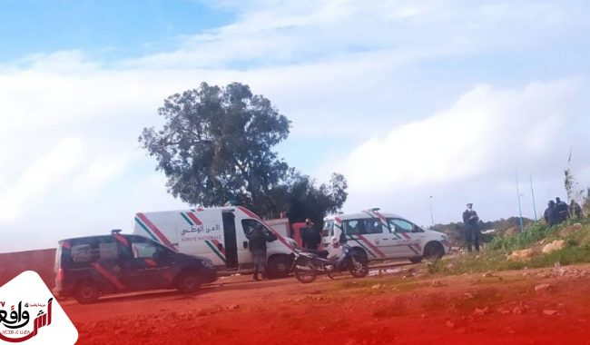 العثور على جثة متشرد قرب المستشفى الاقليمي للجديدة