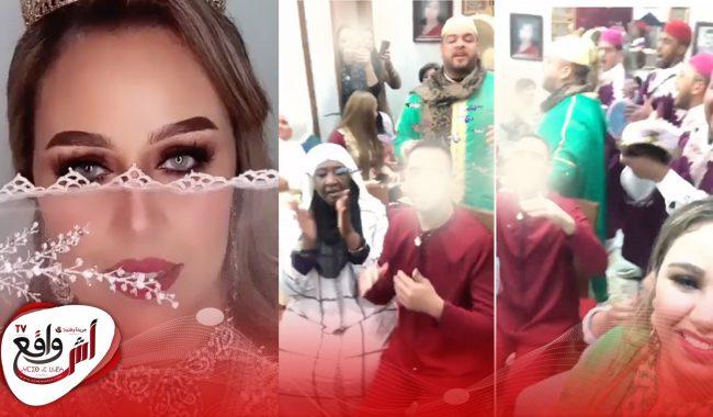 """عناصر الأمن تطوّق منزل """"الشيخة الطراكس"""" بسبب حفل زفاف في زمن كورونا"""