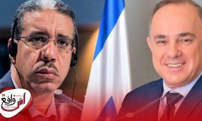 الرباح يلتقي نظيره الإسرائيلي في مؤتمر دولي افتراضي