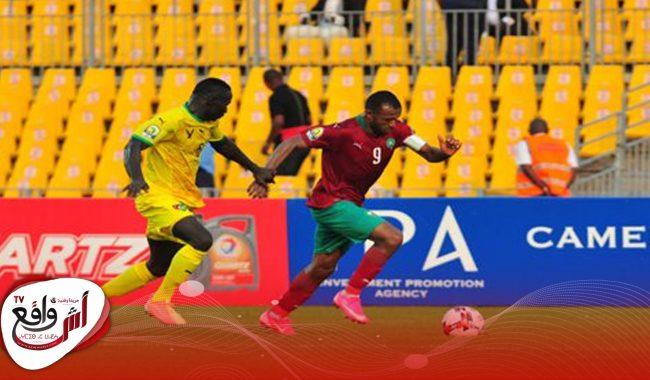 بطولة إفريقيا للاعبين المحليين المنتخب الوطني المغربي يتفوق على نظيره الطوغولي (1-0 )