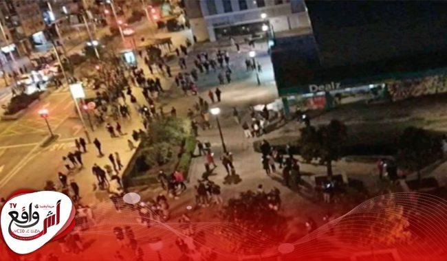 في هذه الأثناء.. زلزال قويّ يضرب غرناطة ويخرج الساكنة إلى الشوارع