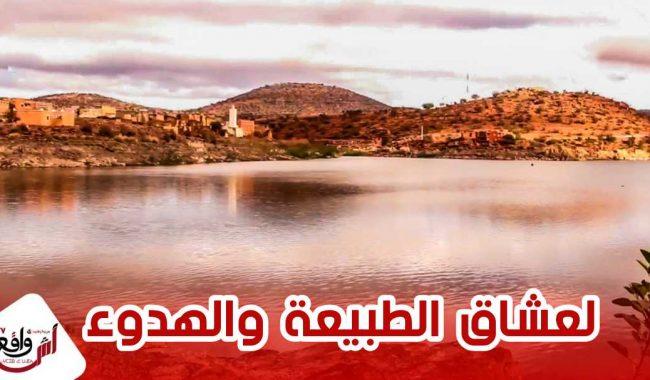 سد أهل سوس.. الوجهة المفضلة لسكان المنطقة والسياح للإستجمام بين أحضان الطبيعة