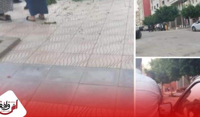 فتاة تلقى مصرعها بعد سقوطها من شرفة صديقتها بوجدة