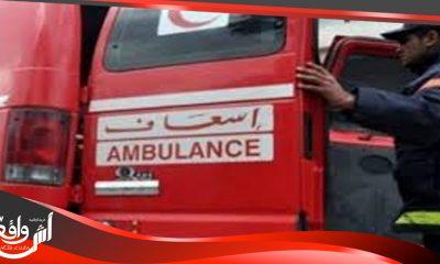 حادث ينهي حياة شخصين نواحي سطات