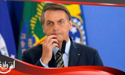 """الرئيس البرازيلي يعلن إصابته بفيروس """"كورونا"""""""