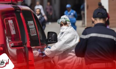 إصابة 13 شخصا بأيت أورير بفيروس كورونا