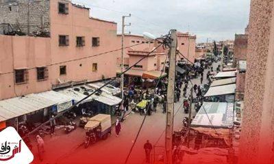 """""""كوفيد-19"""".. جهة مراكش تستحوذ على إجمالي الحالات الجديدة في المغرب"""