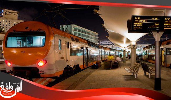 المكتب الوطني للسكك الحديدية: 350 ألف مسافر منذ 25 يونيو المنصرم