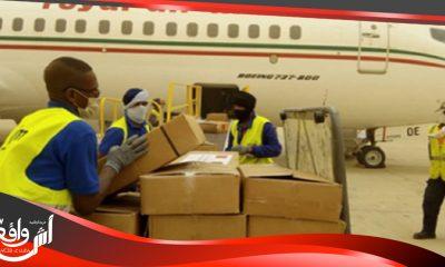 وصول مساعدات طبية مغربية إلى موريتانيا بتعليمات ملكية سامية
