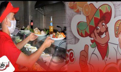 بإحترافية وتدابير احترازية هكذا يشتغل أشهر مطعم للوجبات السريعة بالجديدة