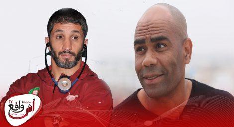 خالد فوهامي يواجه زكرياء عبوب وديا في العيون