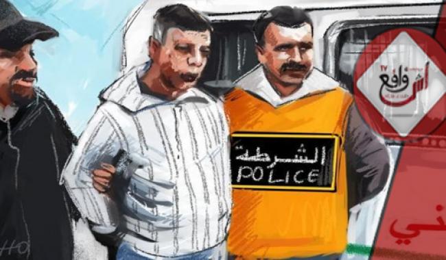 """زعيم عصابة """"البوطات"""" يسقط في قبضة الأمن ببرشيد ."""