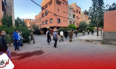 السلطات المغربية تفرض الحجر الصحي لمدة 15 يوما بهده المدينة