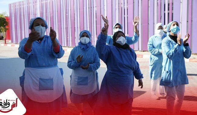 المغرب يسجل 64 حالة وفاة مقابل تعافي 4297 حالة