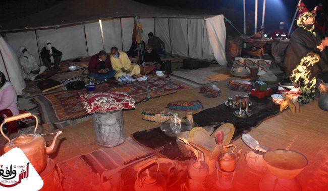 جمعية العطاء للتنمية تطلق النسخة الرابعة من مهرجان خيمة المديح النبوي بالسمارة