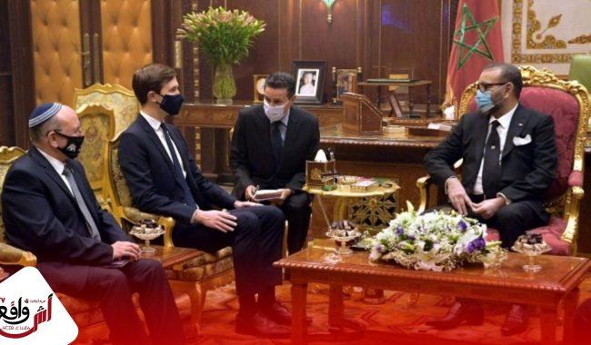 الملك يؤكد في اتصال مع نتنياهو على موقف المغرب الثابت من القضية الفلسطينية