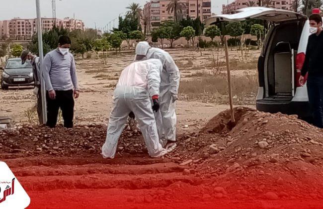 وفيات كورونا في المغرب تصل إل
