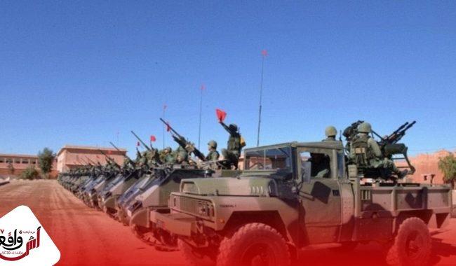 وزارة الداخلية: العملية التي قامت بها القوات المسلحة تمت بشكل سلمي