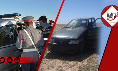 الدرك الملكي بجماعة مولاي عبد الله يوقف عصابة خطيرة متخصصة بسرقة السيارات والهواتف النقالة