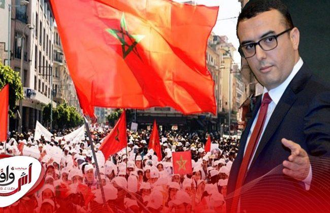 """أمكراز يرسم صورة """"ورديّة"""" عن الحريات النقابية بالمغرب"""